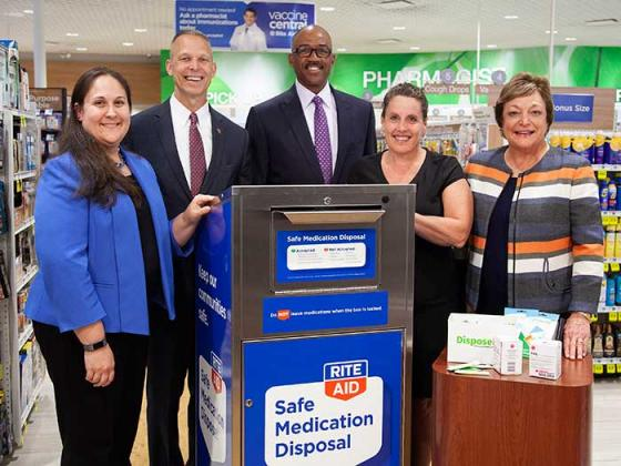 american-rx-group-news-medicine-take-back-Rite-Aid-unveils-in-store-safe-medication-disposal-program