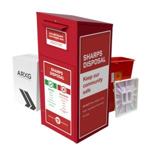 american-rx-group-products-prescription-sharps-take-back-Sharps-Kiosk_18galBundle-600x600
